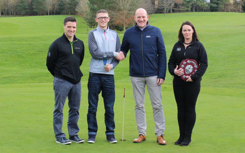 ICL Irish Student Greenkeeper of the Year Announced