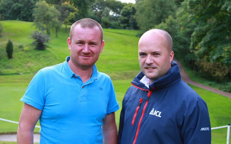 Easter Moffat Golf Club praises ICL