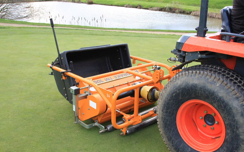 SISIS puts Greetham Valley in control