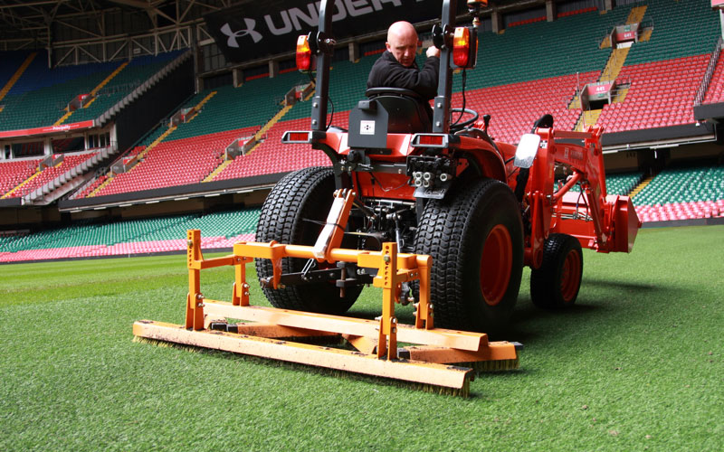 Principality Stadium relies on SISIS