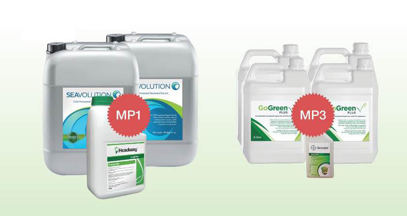 Sherriff launch new fungicide tank mixes