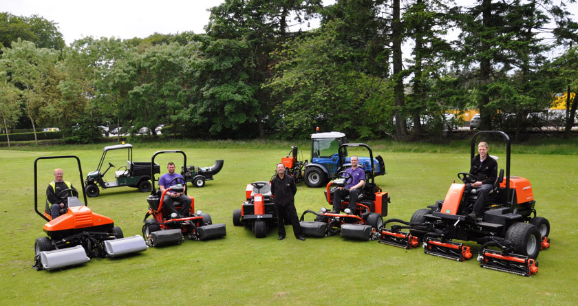 The Landscape Group chooses Jacobsen
