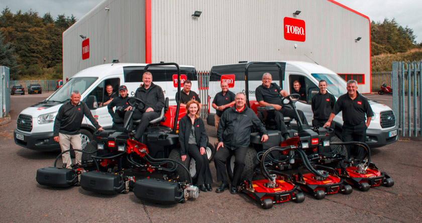 Reesink launch Scottish branch with open day