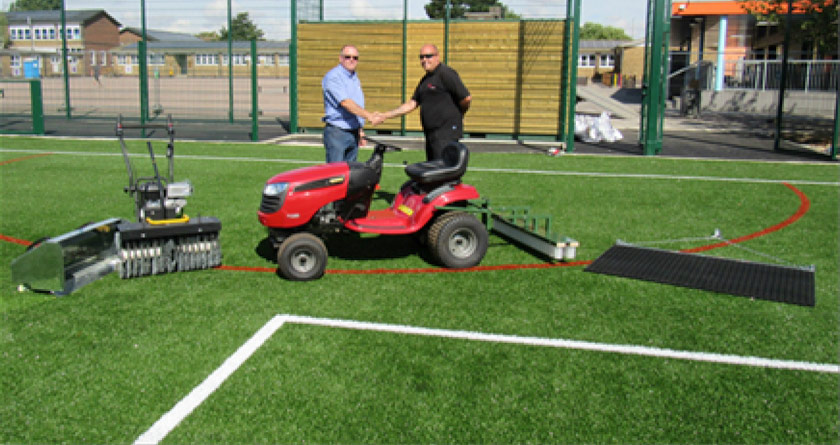 3G maintenance package for ETC Sports Surfaces