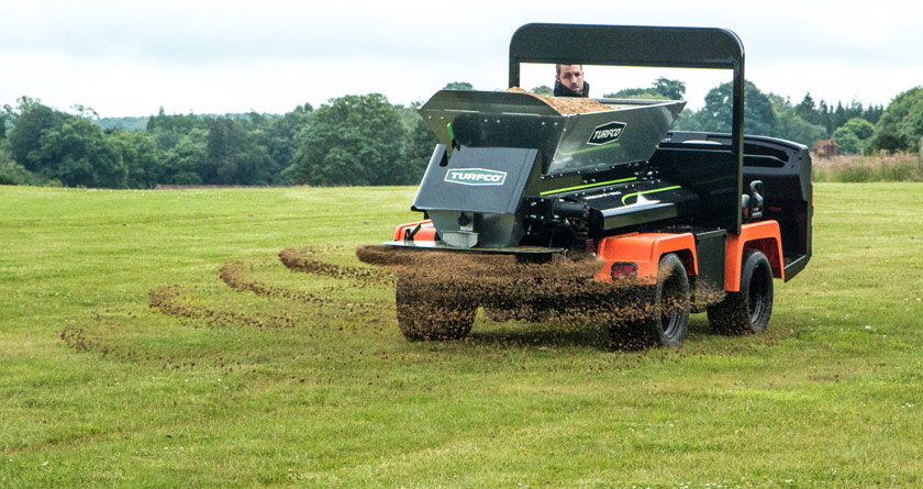 Turfco roadshow hits the South of England