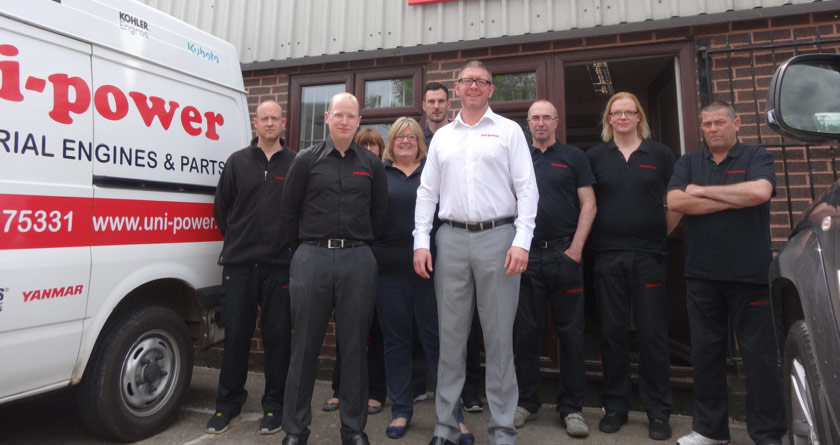 30 years as a Kubota engine dealer