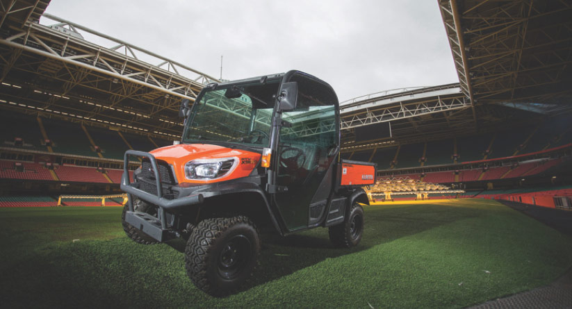 0% finance across Kubota RTV range