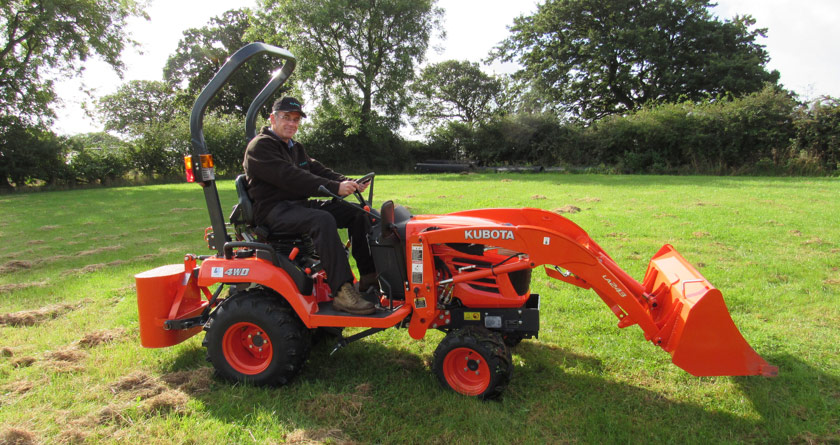 Kubota and Lloyd Ltd support local charity