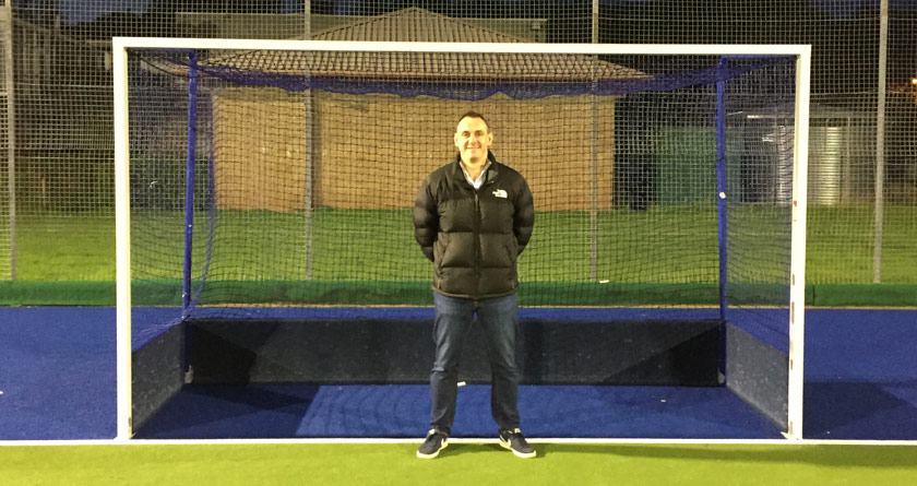 Wildcats' hockey pitch restored to 'as new'