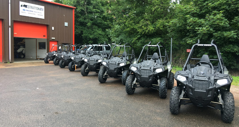 Ace move for Stratton ATV in Scotland