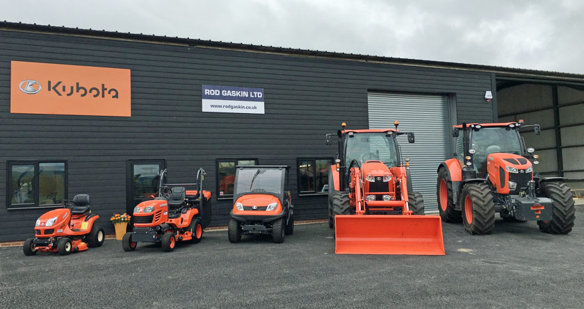 Kubota dealer expands across the South East