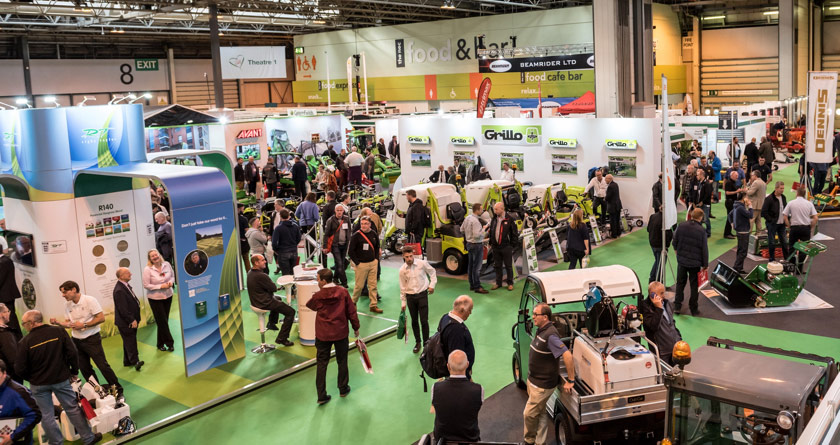 Impressive figures take SALTEX to a new level