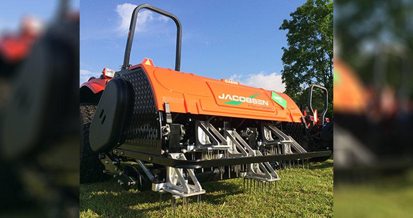 Jacobsen Launches GA600 Aerator