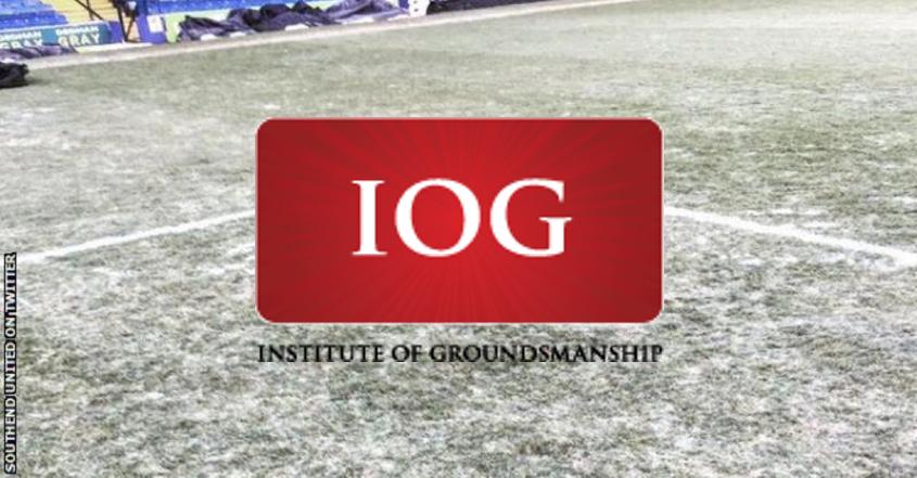 IOG statement after Groundsman sacked