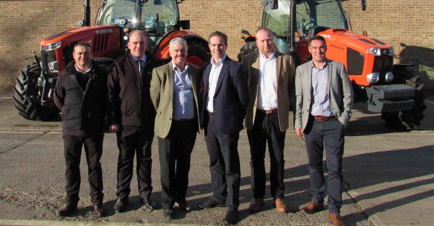 Kubota Agriculture expands into Kent