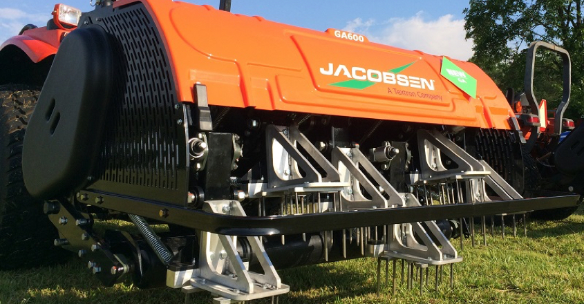 Jacobsen to showcase new products