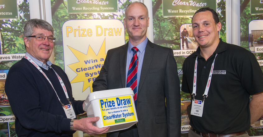 ClearWater – a winner at BTME 2017!