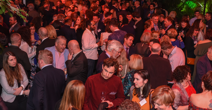 Party for Perennial raises over £32K