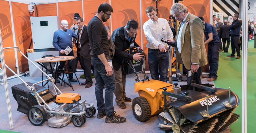 Record number of exhibitors re-book for SALTEX 2017