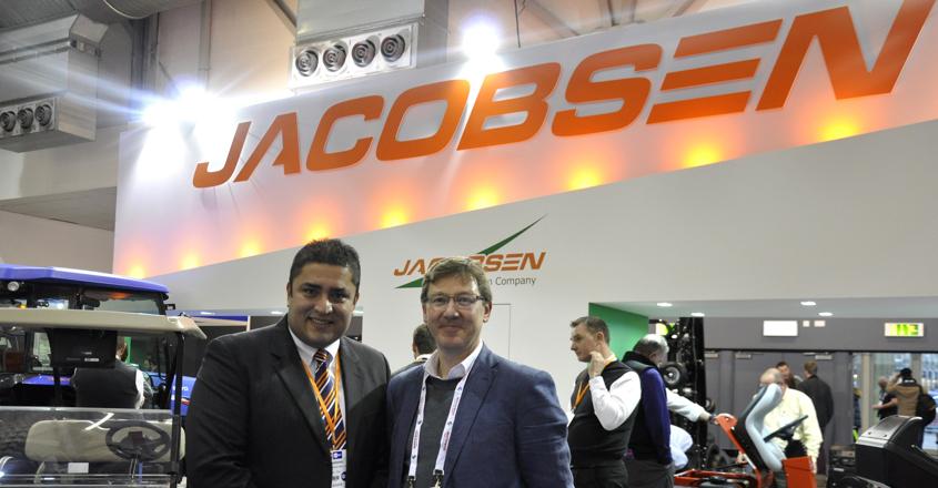 Jacobsen & GEO celebrate 10 years of partnership