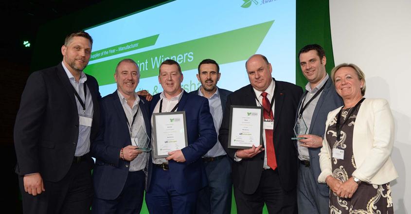 Makita wins 'supplier of the year' at APL awards