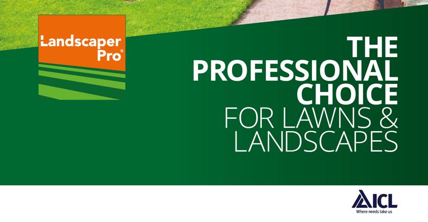 ICL launch Landscaper Pro Range
