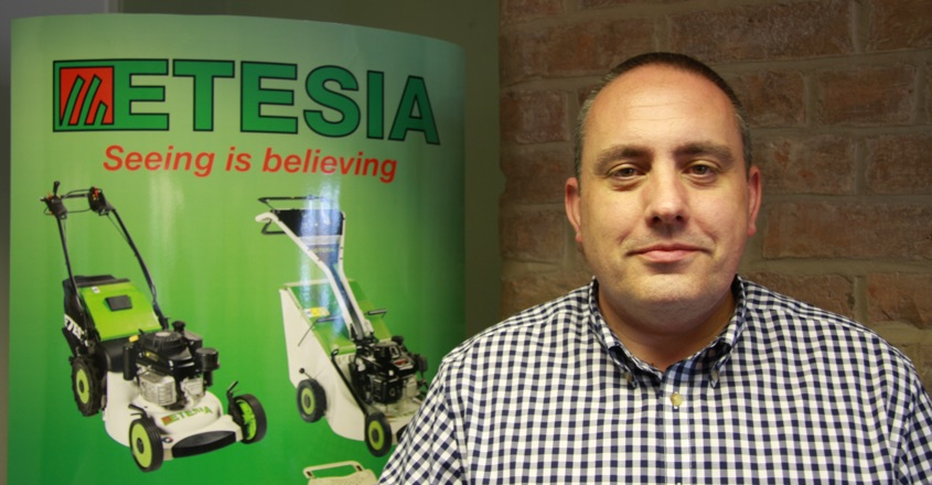 New Business Development Manager for Etesia UK