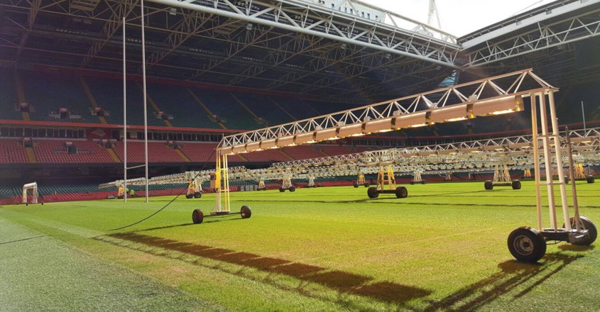 Principality Stadium ready for Champions League Final