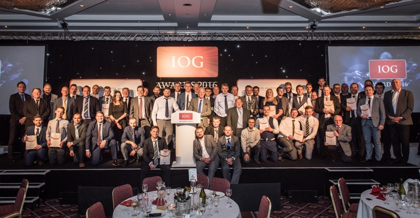Nominations now open for 2017 IOG awards