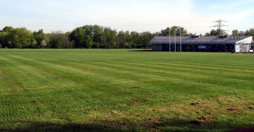 TOPSOIL helps community charity rejuvenate pitches