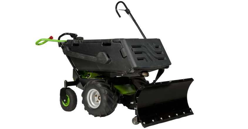 10% off the Etesia Donky electric wheelbarrow