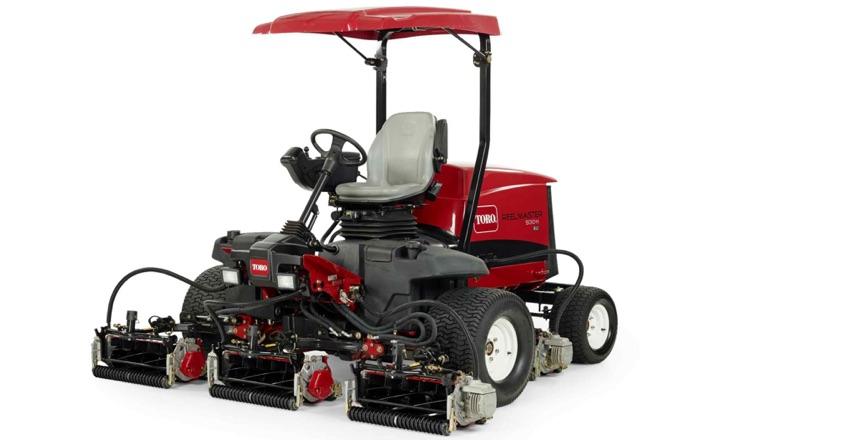 Cleaner, greener, quieter mowing with Toro