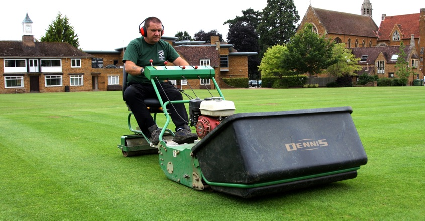 Dennis mowers: 'A pedigree no-one can argue with'