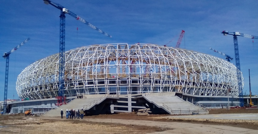 SIS Pitches net fifth and sixth World Cup stadiums