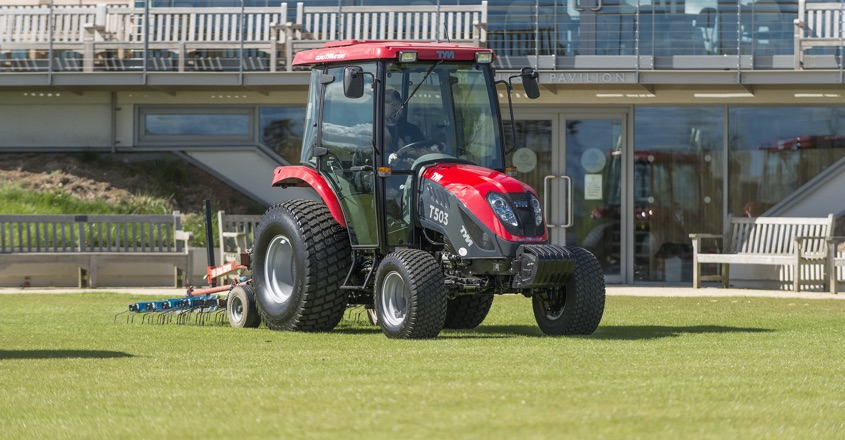Two more TYM tractors for Oundle school