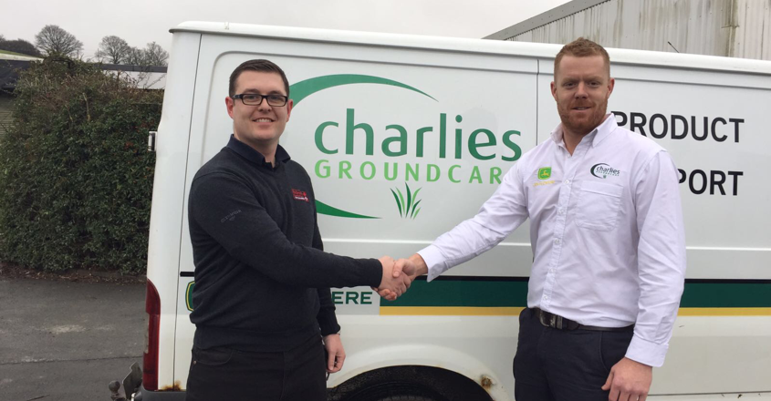 Richard Lucas makes first dealership appointment