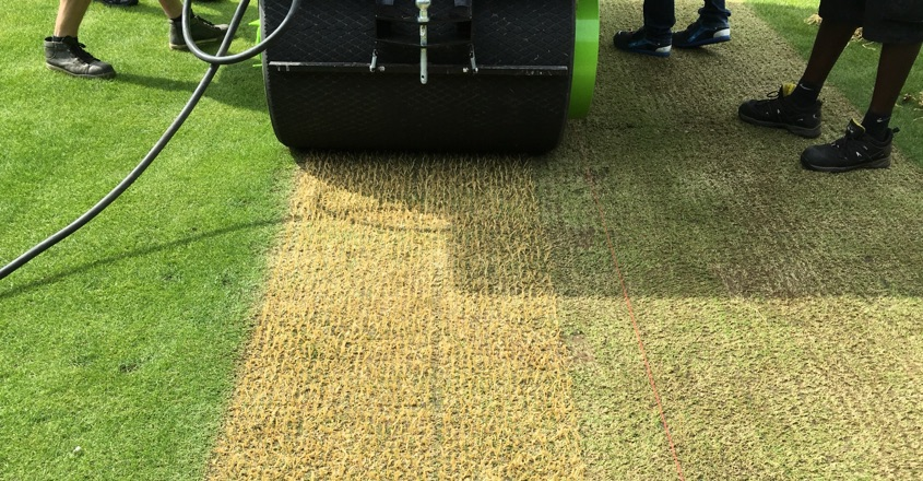 ECB First to trail Hybrid Pitch in Cricket