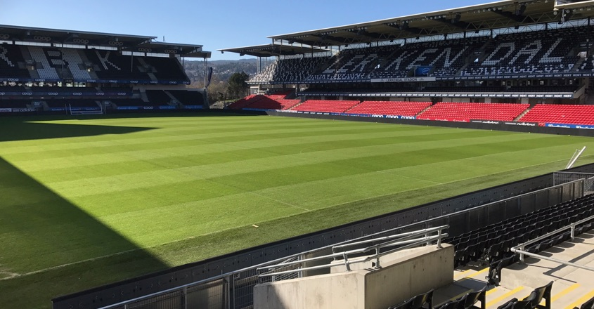 SISGrass continues global rise in Norway