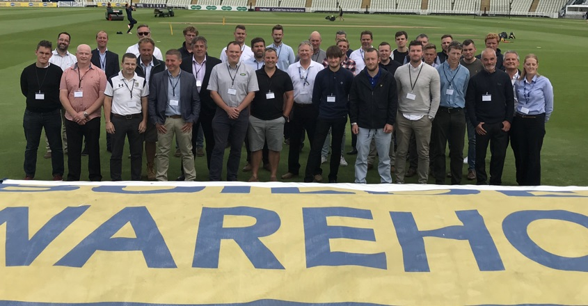 Groundsmen bowled over by ICL seminar