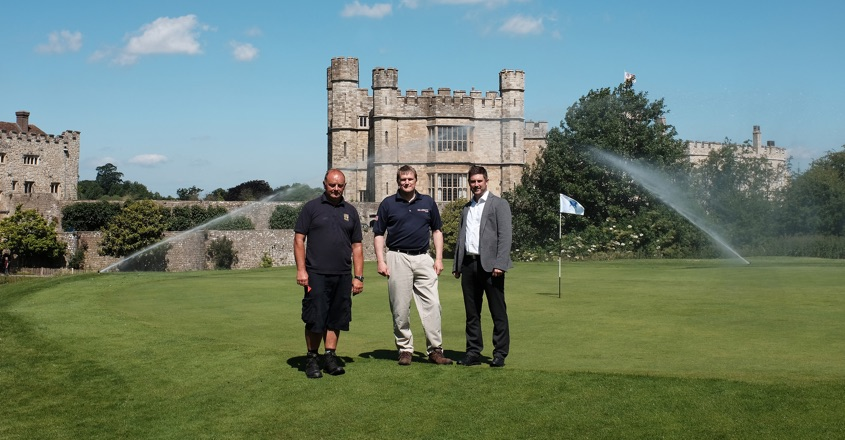 Investment for 'loveliest castle in the world'
