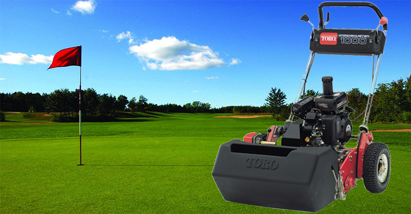 Toro classic leading the way