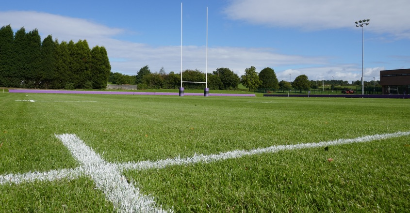 Grounds maintenance contract announced