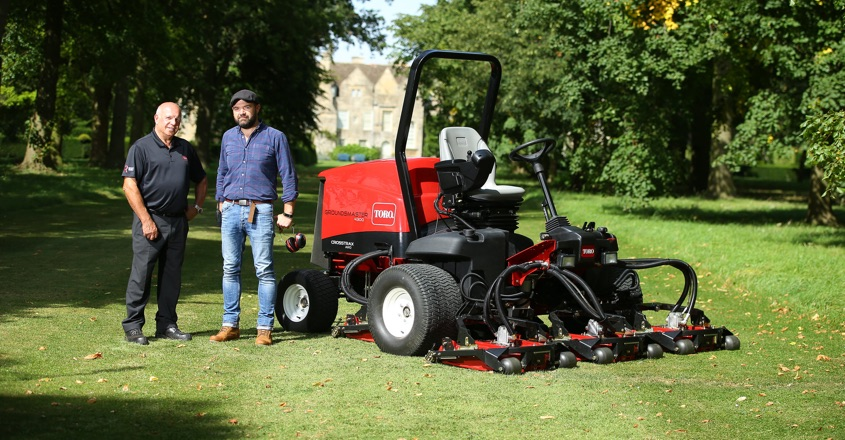 Toro improves condition and appearance