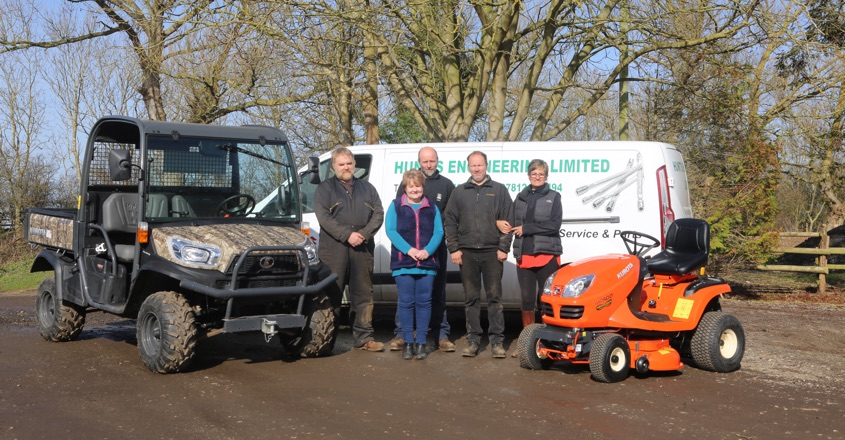 New groundcare dealer appointment