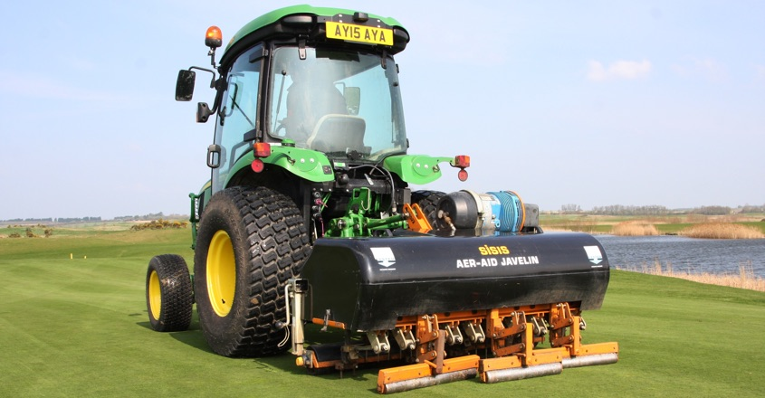 SISIS Javelin Aer-Aid impresses in STRI trials