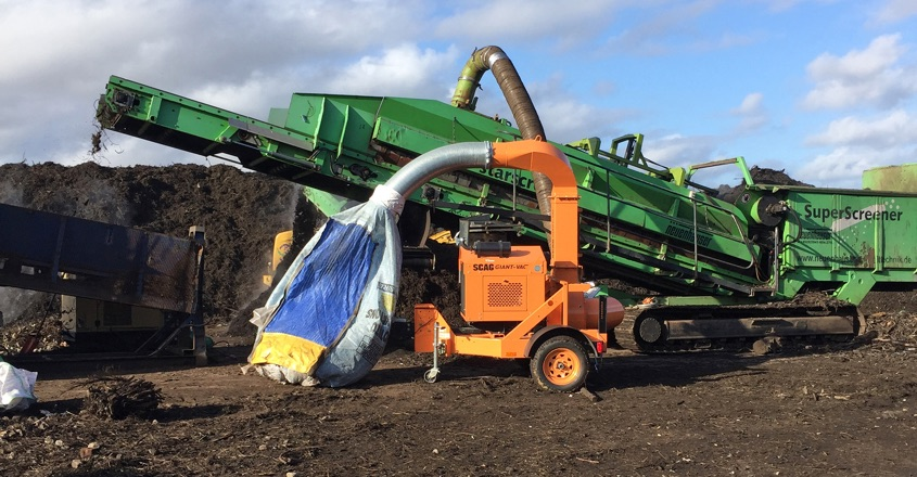 Grasscutting and debris clearance machinery