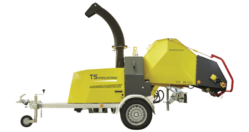 PSD announce launch of Wood Series Chipper