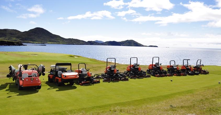 Textron Golf chosen at Hogs Head Golf Club
