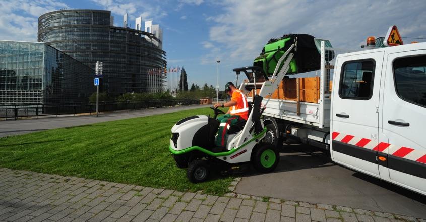 Etesia launch Greener City Equipment