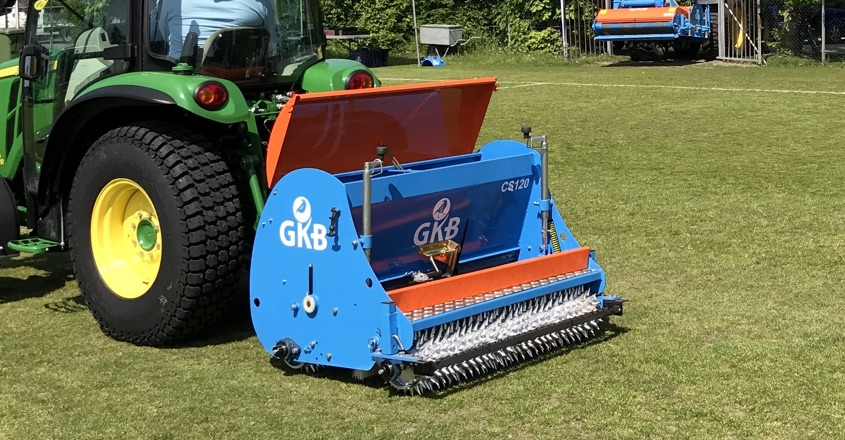 GKB's new range at SALTEX
